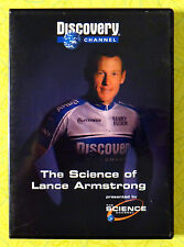 The Science of Lance Armstrong ~ DVD Video ~ Discovery Science Channel Show
