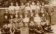 Goldsworth near Woking. Goldsworth Council School Group 26.5.08. Std.VI.