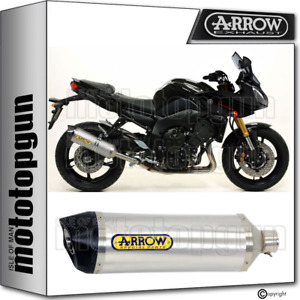 ARROW EXHAUST HOMOLOGATED RACE-TECH CARBY ALUMINIUM YAMAHA FAZER 8 2016 16
