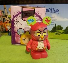 "Disney Vinylmation 3"" Park Set 1 Sleeping Beauty Owl and Birds with Box"