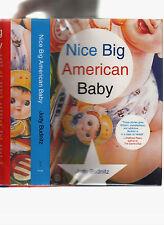 JUDY BUDNITZ-NICE BIG AMERICAN BABY-SIGNED LIKE NEW 1ST 2005 HB/J SUPERB SHORTS