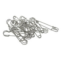 20pcs -2/2.5/3inch Large Steel Safety Pins Craft Sewing Knitting Quilting