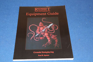 Red Shift: Equipment Guide, Second Edition Paperback – 15 Sept. 2003