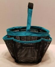 Packable Mesh Shower Bag Caddy Bathroom Carry Tote Toiletry Bath Organizer