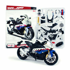 Maisto 1:12 BMW S1000RR assembly line Model Motorcycles bike metal DIY gift toy