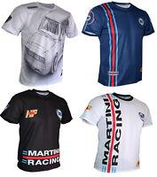 Lancia T-shirt Delta HF Integrale Paddoc Maglietta Camiseta evoluzione rally WRC