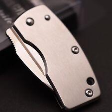 [POCKET KNIFE] 'Skull Money Clip Folder Knife TypeC' by G.SAKAI SEKI JAPAN.