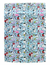 New Peanuts Gang Snoopy Laundry Mesh Washing Bag Clothes Lingerie Bra Wash #M