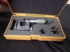 Mitutoyo Micrometer 0 1 Pin Micrometer117 107