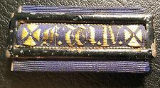 ✚5501✚ German Landwehr Prussian Reserve Army Long Service Award clasp pre WW1