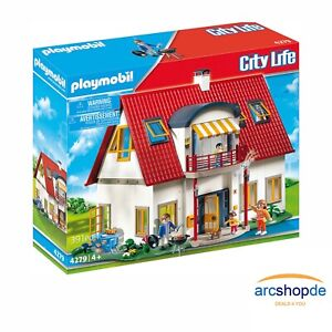 PLAYMOBIL® 4279 Citylife - Wohnhaus -  NEU & OVP