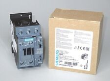 Siemens Sirius Contactor 240 V. Coil, 25 FLA, 40A Res., 11kW, 3P, 3RT2026-1AP60