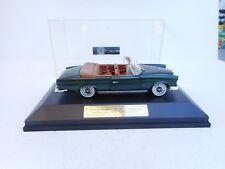 Faller  Memory Cars 1:43 Mercedes Benz  280 SW 3,5 W 111 (e35) Cabriolet  OVP