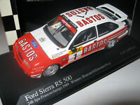 1:43 FORD SIERRA RS500 24 h. Spa 1989 Schneider MINICHAMPS 430898001 OVP new LE
