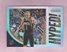 2019/20 PANINI PRIZM DEVIN BOOKER GET HYPED INSERT SILVER PRIZM MINT SUNS