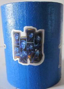 Marvel Characters Pencil Box Iron Man, Hulk,Captain America,Hawkeye, Black Widow