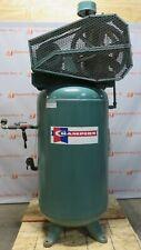Champion Advantage Vr5 8 Vertical Air Compressor 5hp 3ph 208 230450v 80 Gallon