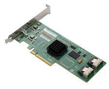 LSI SAS3081E-R 3Gb/s 8 Port SATA/SAS 1068E Host Adapter Controller Card PCI-E