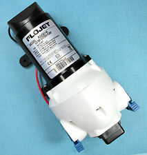Flojet 12 Volt On Demand RV Marine Camper Water Pump 2 GPM Triplex R3426148