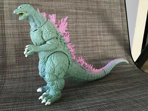 Bandai Toho Large Green Purple Godzilla Action Figure