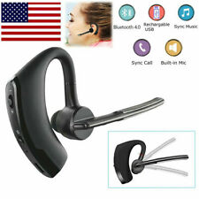 V4.1 Bluetooth Earphone Stereo Headset Handsfree Call for Cell Phones Tablets