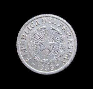 PARAGUAY PESO 1938 KM 16 #8037#
