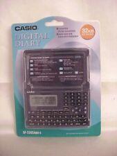 Vintage Casio Digital Diary Sf-3305Abu-S 32 Kb ~ Factory Sealed