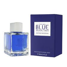 Antonio Banderas Blue Seduction for Men Eau De Toilette EDT 100 ml (man)