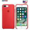 Apple  iPhone 7 Plus & iPhone 8 Plus Leather Case  RED MMYK2ZM/A New Sealed box