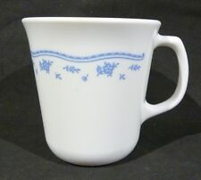 CORELLE MORNING BLUE  CUP/ MUG   made in the USA