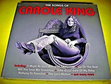 CAROLE KING - THE SONGS OF > BEST OF | 3CD DIGIPACK EDITION | NEU | 111austria