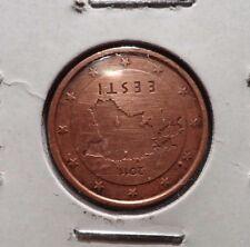 CIRCULATED 2011 2 EURO CENT COIN! (62915)