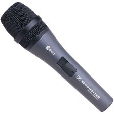 Sennheiser e845-S Microphone Dynamic Super-Cardioid Vocals Mic On/Off Switch
