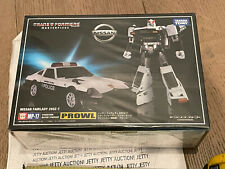 TRANSFORMERS MASTERPIECE MP-17 PROWL Takara Tomy Authentic Tf Source New Sealed