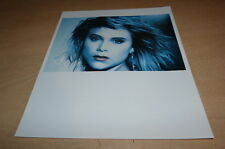 SAMANTHA FOX  !!!!!!!!!!!!!VINTAGE !!!FRENCH!!!! Mini poster  !!!