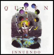 QUEEN - INNUENDO CD ~ SHOW MUST GO ON ~ BRIAN MAY~FREDDIE MERCURY ~ 90's *NEW*