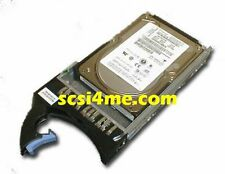 "IBM 40k1039 39R7340 73GB 10K 3.5"" SAS Hard Drive w/Tray X3650 X3500 X3400 M2 M3"