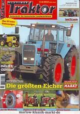 Oldtimer Traktor 5-6/12 Eicher Wotan/Hürlimann D70/D85/MIAG Ackerschlepper LD 20