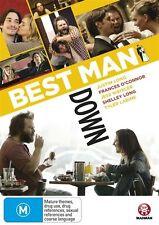 Best Man Down (DVD, 2013) Justin Long Frances O'Connor