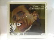 JOHNNY CASH AT FOLSOM PRISON ALBEN FÜR DIE EWIGKEIT CD NEU & OVP  0887254147626