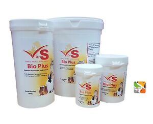 400g BioPlus Probiotics - Helps Aid Recovery In Small Pet Animals