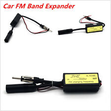 Frequency Change Import Converter Antenna Radio FM Band Expander forJapanese Car