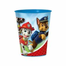 Paw Patrol 16oz Plastic Cup Birthday Party Bag Filler Loot Favour