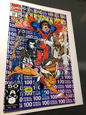 The New Mutants #100, 1st Print, Robert Liefeld, 1st App of X-Force NM Condition