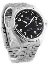IWC Schaffhausen Pilots Mark XVII Automatic Midsize Steel Men Watch IW326504