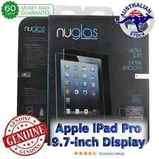 2x Genuine Nuglas Apple iPad Air1 2 Premium Tempered Glass Screen Protector 2017