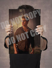 The Vampire Diaries - Stefan Salvatore - A3 Size Poster