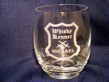 Whisky Glas 35cl Tumbler inkl. Gravur nach Wunsch