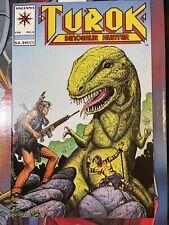 Turok Dinosaur Hunter #8  Valiant February 1994 Comic Book Mint