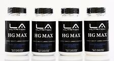 4-PACK MAXIMUM STRENGTH HORNEY GOAT WEED MACA TRIBULUS MALE ENHANCEMENT 240 CT